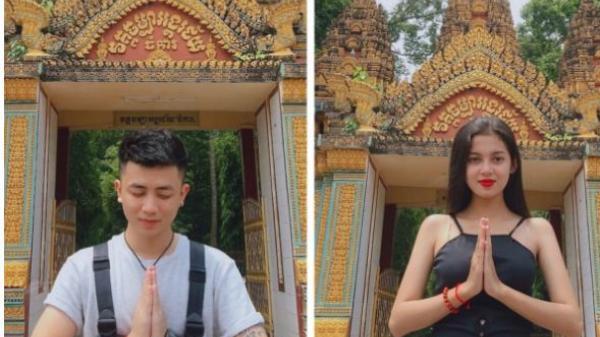 Cô nàng Khmer 10X nổi tiếng miền Tây công khai người yêu cách xa 1.200 km, dự tính cưới sau 4 tháng hẹn hò