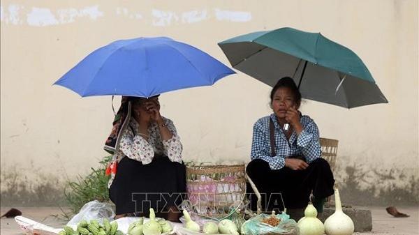 Phụ nữ vùng cao mưu sinh giữa lòng chảo Điện Biên