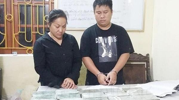 Tuyên án tử hình đối tượng vận chuyển 30 bánh heroin
