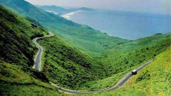 Đèo Pha Đin ở Điện Biên nằm trong TOP 10 cung đường đèo đẹp nhưng hiểm trở bậc nhất Việt Nam