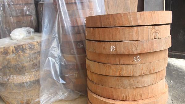 Những vụ án gỗ nghiến khiến lực lượng chức năng tỉnh Điện Biên đau đầu
