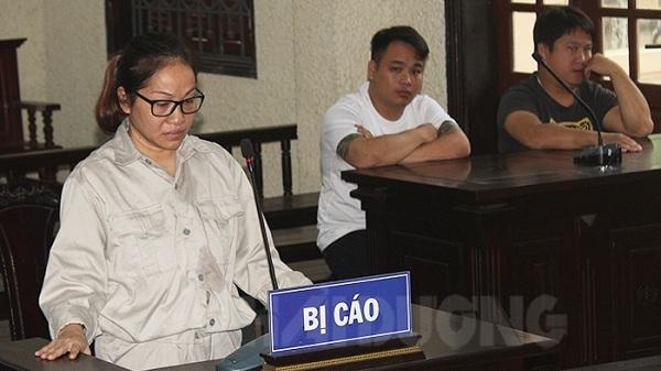 Hải Dương: Dắt cháu đi chở ma túy, bà nội lĩnh án tử hình