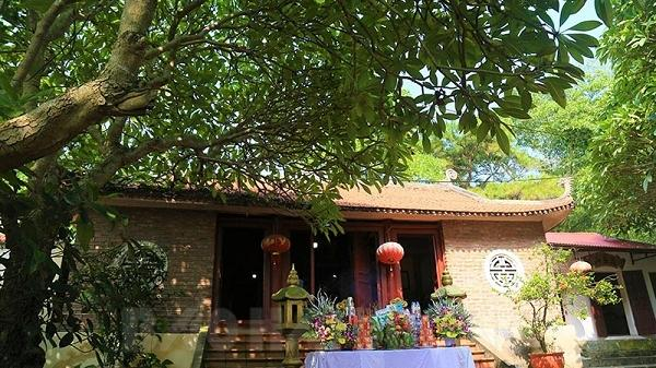 Khai quật khảo cổ chùa Ngũ Đài, thành phố Chí Linh