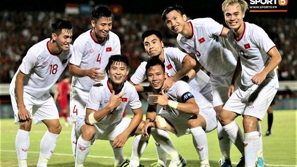Chấm điểm 4 cầu thủ Hải Dương cùng đội tuyển Việt Nam: Ai cũng hay, người nào cũng tài