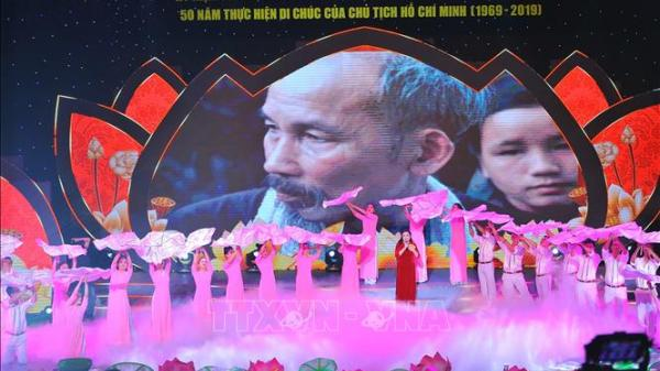 Long trọng tổ chức Lễ kỷ niệm 60 năm Bác Hồ về thăm Ninh Bình