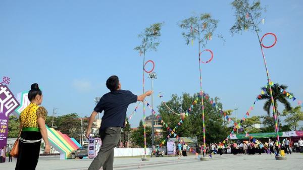 Điện Biên: Tưng bừng các hoạt động văn hóa Ngày hội dân tộc Thái lần thứ II