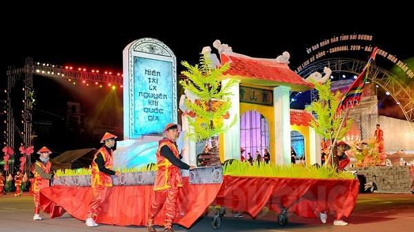 Lịch trình cụ thể chương trình Lễ hội đường phố năm 2019 - Ánh sáng Thành Đông
