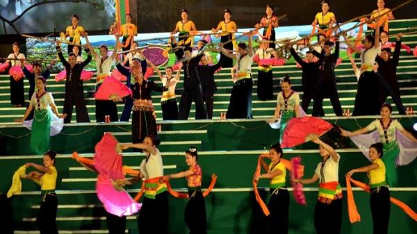 Ngày hội văn hóa dân tộc Thái lần thứ II năm 2019 ở Điện Biên thành công rực rỡ