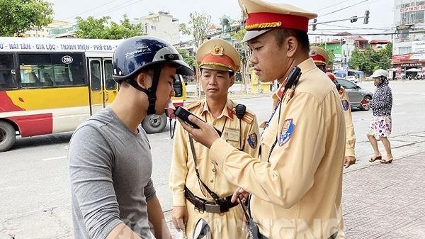 Bảo đảm an toàn giao thông phục vụ ngày lễ lớn của TP Hải Dương