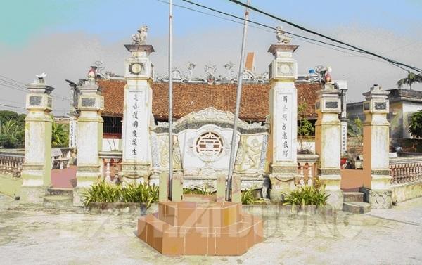 Nghe kể về ngôi đình cổ ở Hải Dương thờ danh tướng thời tiền Lý