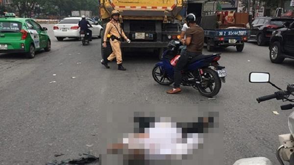 Người đàn ông tử vong sau pha va chạm với xe Howo