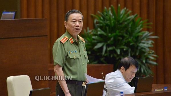 Bộ trưởng Công an lý giải vì sao Bộ chỉ vào điều tra gian lận thi cử ở Hòa Bình
