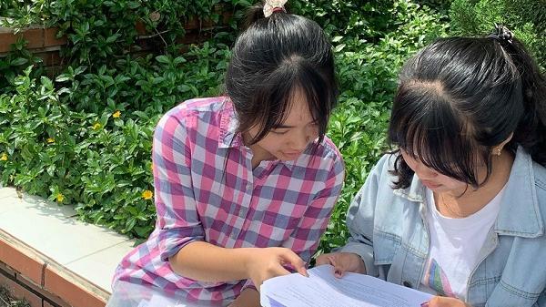 Hôm nay: Trên 1500 thí sinh chính thức bước vào thi lớp 10 tại tỉnh Điện Biên