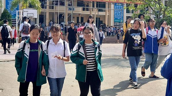 Tỉnh Điện Biên: Kỳ thi tuyển vào lớp 10 diễn ra an toàn, nghiêm túc
