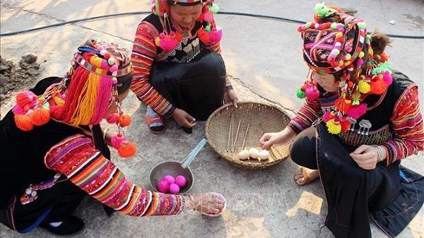 Lễ Gạ Ma Thú là Di sản văn hóa phi vật thể quốc gia