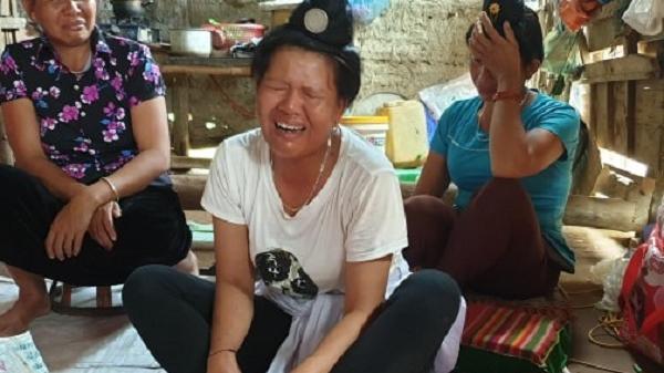 Tai nạn thảm khốc ở Hòa Bình: Mẹ chết lặng nghe tin 2 con gái thương vong