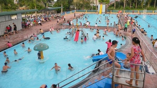 TP Chí Linh: Sôi động các sân chơi cho trẻ em dịp hè