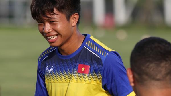 U18 Việt Nam đón tin vui từ tiền đạo mũi nhọn đến từ Hải Dương Phạm Xuân Tạo