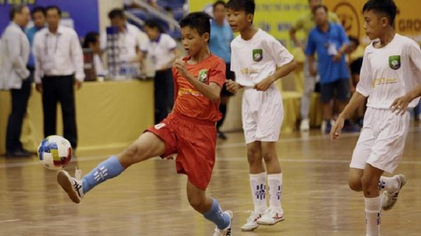 16 đội vào vòng Chung kết Giải Bóng đá quốc gia dành cho trẻ em có hoàn cảnh đặc biệt