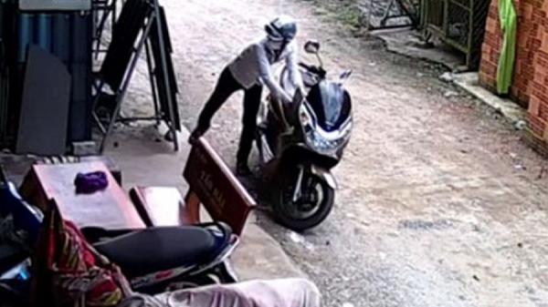 Liên tục xảy ra trộm cắp xe máy