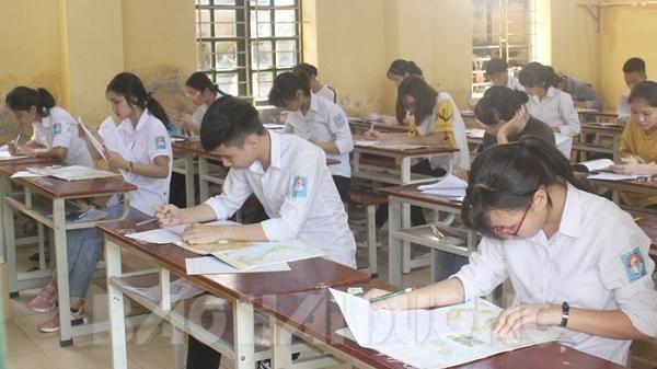 Số học sinh trượt tốt nghiệp THPT tăng