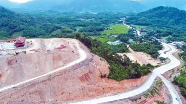 Bắc Giang: Sai phạm trong bồi thường giải phóng mặt bằng tại dự án Tây Yên Tử