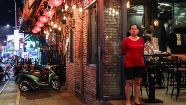 Nhà hàng, quán ăn ở Sài Gòn đóng cửa
