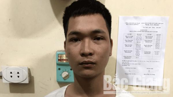 Bắc Giang: Làm rõ hai đối tượng cướp giật tài sản của phụ nữ