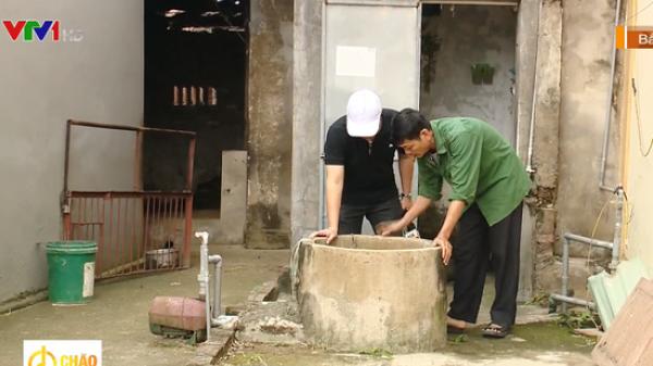 Cận kề Tết Nguyên đán: Gần 100 hộ dân ở Bắc Giang vẫn mất nước sinh hoạt