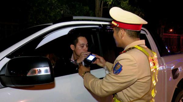 Ninh Bình: 11 người lái xe ôtô có nồng độ cồn bị phạt 385 triệu đồng