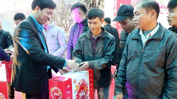 Yên Bái: Trên 400 công nhân lao động vui Tết sum vầy – Xuân Canh Tý