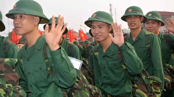Yên Bái: Đồng loạt tổ chức giao quân vào ngày 11/2/2020