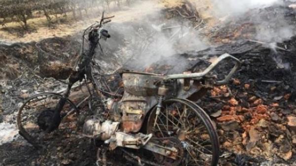 Yên Bái: Hỏa hoạn trong đêm, vợ chồng bà lão lâm cảnh khốn cùng