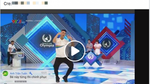 Nam sinh Yên Bái dance cover ca khúc của TWICE tại Đường lên đỉnh Olympia 'gây sốt' MXH