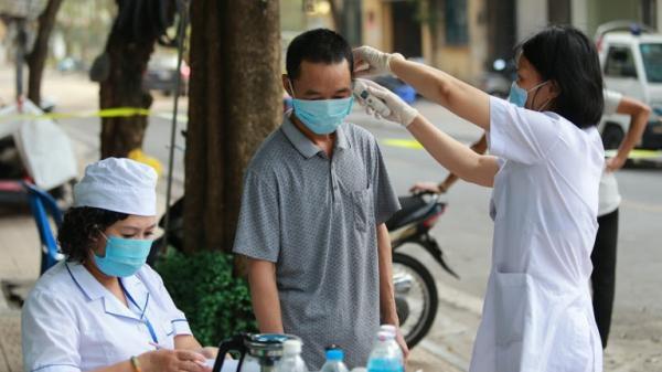Yên Bái: Bỏ quy định cách ly tại nhà người về từ Hà Nội