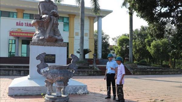 Ninh Bình: Đồng Giao nhớ mãi ngày Bác về thăm