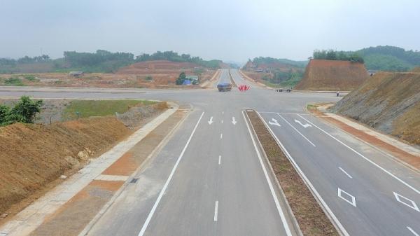 Yên Bái: Chuẩn bị thông xe kỹ thuật công trình đường nối Quốc lộ 32C với cao tốc Nội Bài - Lào Cai