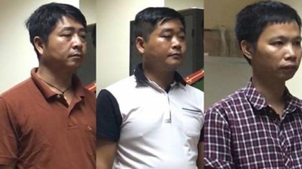 Xét xử vụ buôn lậu nhựa phế liệu cực lớn ở tỉnh Ninh Bình