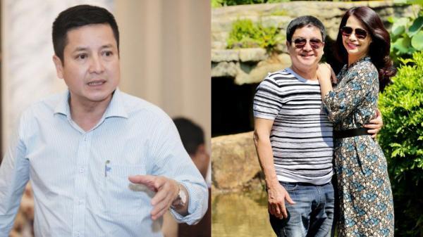 """Bị phê phán vì """"bỏ vợ già lấy gái trẻ"""", Chí Trung mắng thẳng mặt người nói: """"Thiển cận"""""""