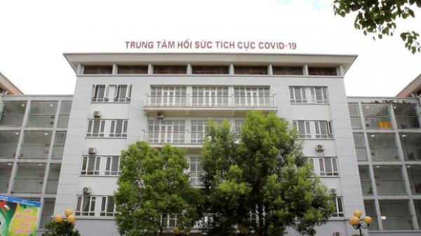 Trung tâm hồi sức tích cực Covid-19 lớn nhất miền Bắc hơn 100 giường tại Bắc Giang chính thức đi vào hoạt động