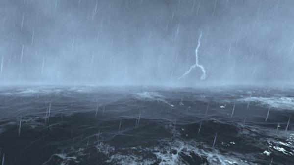 Thanh Hóa mưa lớn, đề phòng tố, lốc, sét và gió giật mạnh trên biển