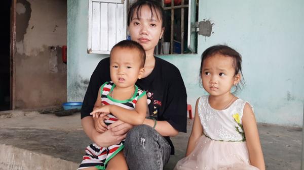 Thanh Hóa: Niềm vui đến với 2 đứa trẻ có bố mất do tai nạn giao thông, mẹ bị tim bẩm sinh, ốm yếu