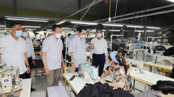 Thanh Hóa phấn đấu thành lập 15.000 doanh nghiệp mới trong giai đoạn tới