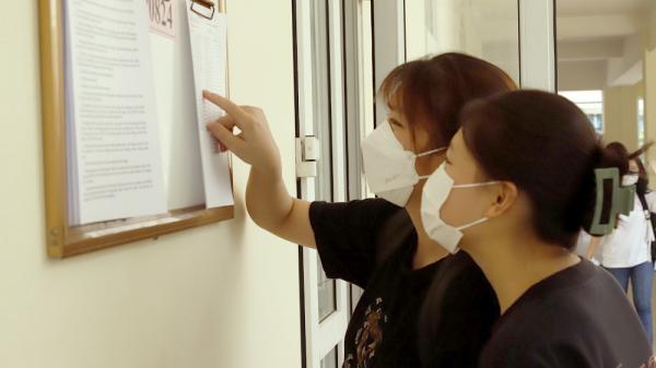 Thái Nguyên: Điểm thi trung bình nhiều môn tăng cao so với năm trước
