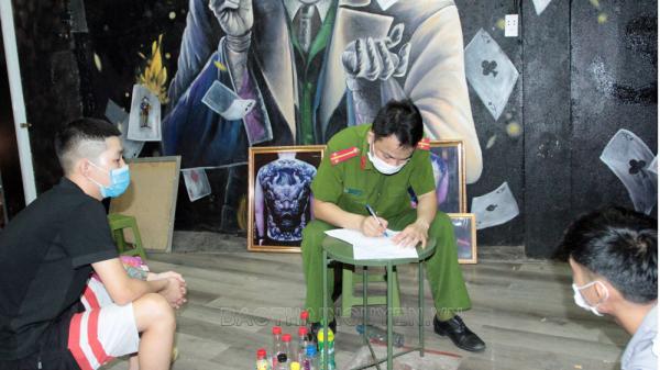 Thái Nguyên: Một quán internet nhiều lần bị xử phạt vẫn tái phạm giữa mùa dịch