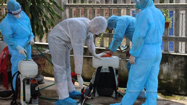 Thái Nguyên: Phát hiện một trường hợp dương tính với SARS-CoV-2 tại Phú Bình