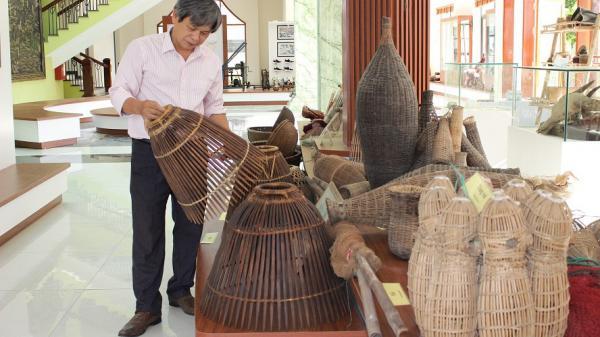 Thanh Hóa: Gặp gỡ người đan ông đam mê sưu tầm cổ vật mang nhiều giá trị văn hóa dân tộc