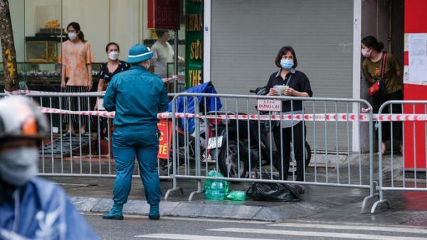 KHẨN: Tìm người đến cửa hàng bánh bao liên quan trường hợp tử vong mắc Covid-19