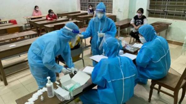Quảng Nam: Ổ dịch ở Phước Sơn đã có 43 ca Covid-19, riêng 1 trường học 36 ca