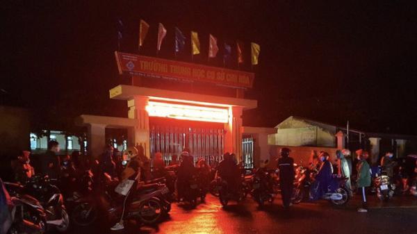 Phát hiện 45 học sinh trong một trường ở Phú Thọ mắc Covid-19
